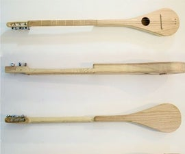 DIY Stick Dulcimer