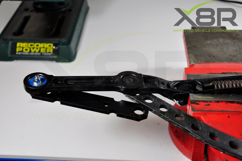 Tickas Wiper Arm Repair Bearing Linkage Kit,Replacement for Renault Scenic 2 Ii Drivers Windscreen Wiper Arm Repair Bearing Linkage Kit