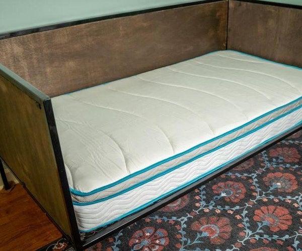 DIY Metal Bed Frame