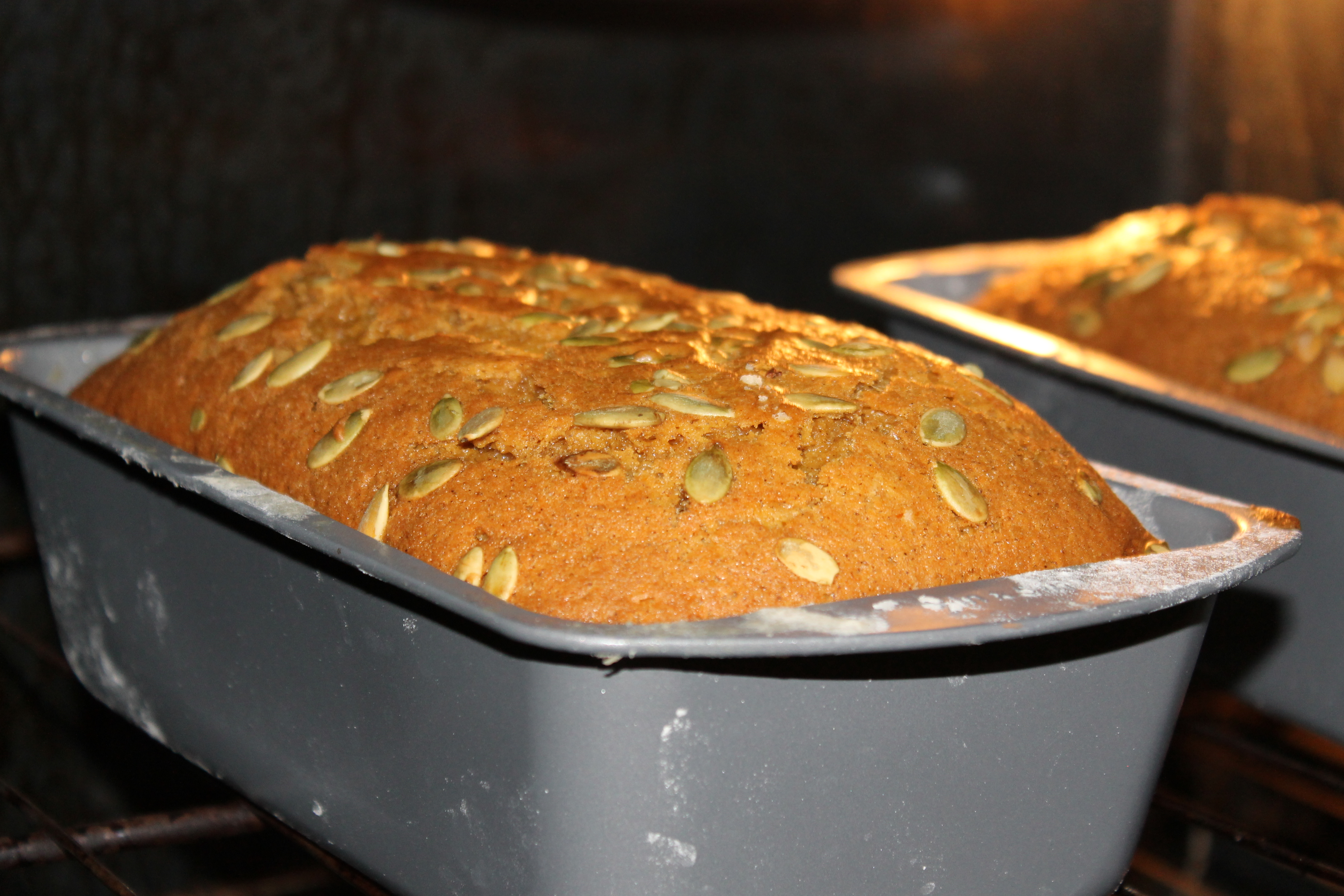 How to make your favorite coffee house pumpkin bread