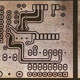 Toner Transfer No-soak, High-quality, Double Sided PCBs at Home