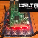 PCB For Delta5 Race Timer