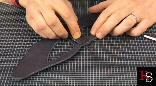 Glue, Holes and Stitching