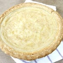 Classic Southern Buttermilk Pie | Using Store Bought Pie Crust