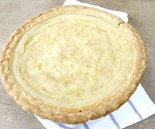 经典南方酪虫馅饼|使用商店购买的馅饼外壳