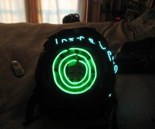 El Wire Backpack!
