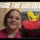 Catching Fire Cupcakes
