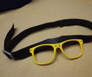 D4E1 - Flexible Engineering: Anti-tilt Glasses 2.4