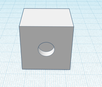 Design Process - Grip Block - Done!