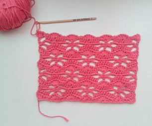 How to Make Lace Crochet Flowers