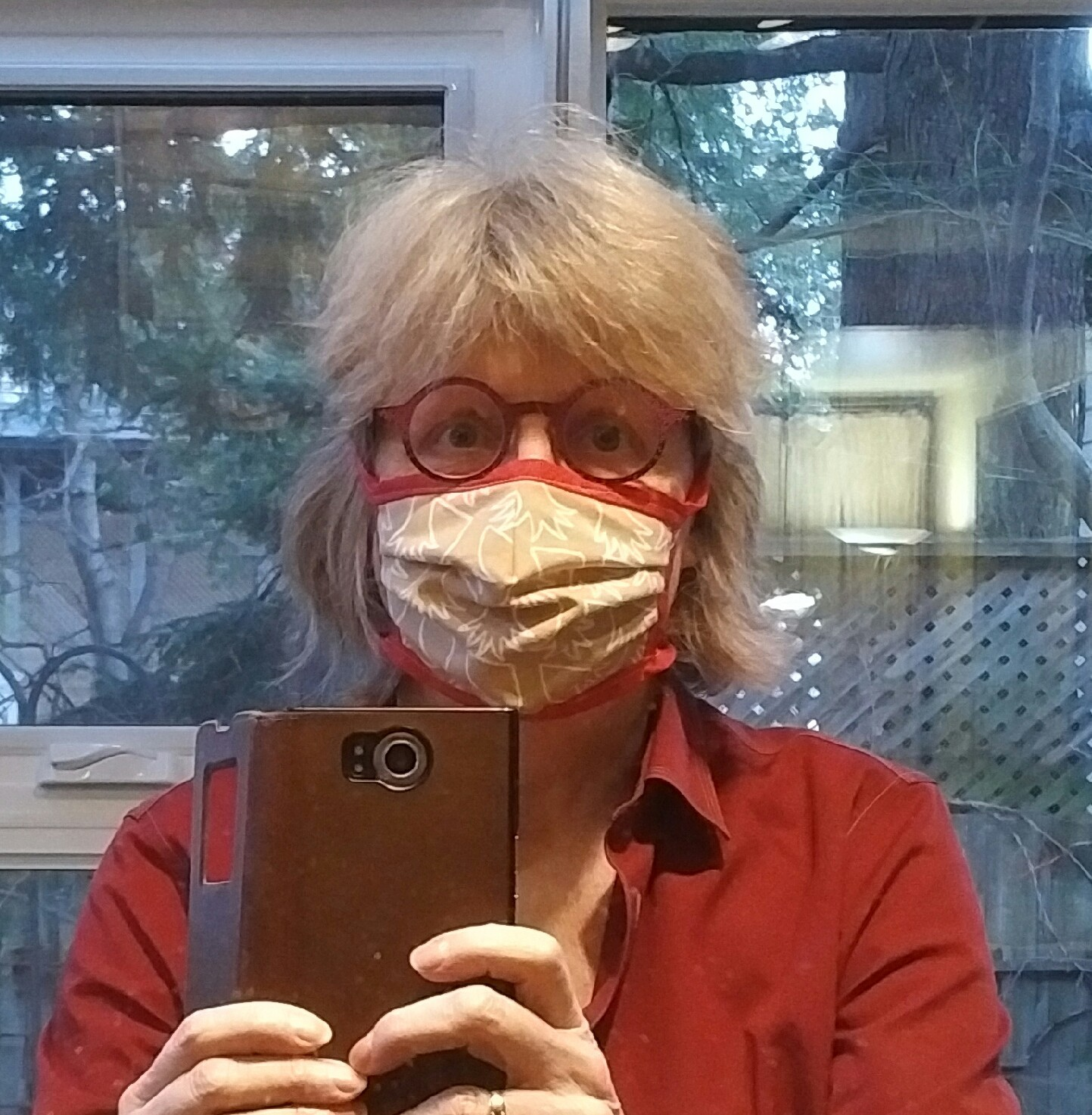 A.B. Mask 2.0 - for a Nurse by a Nurse