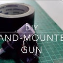 Deadshot-Inspired DIY Hand-Mounted Spud Gun