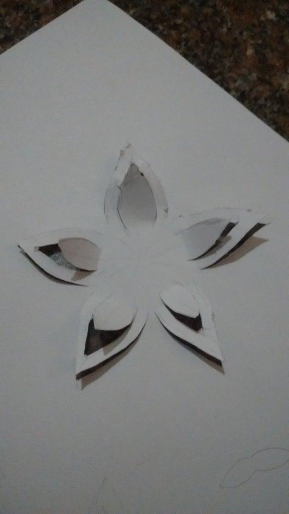 Cuttinf the Pattern