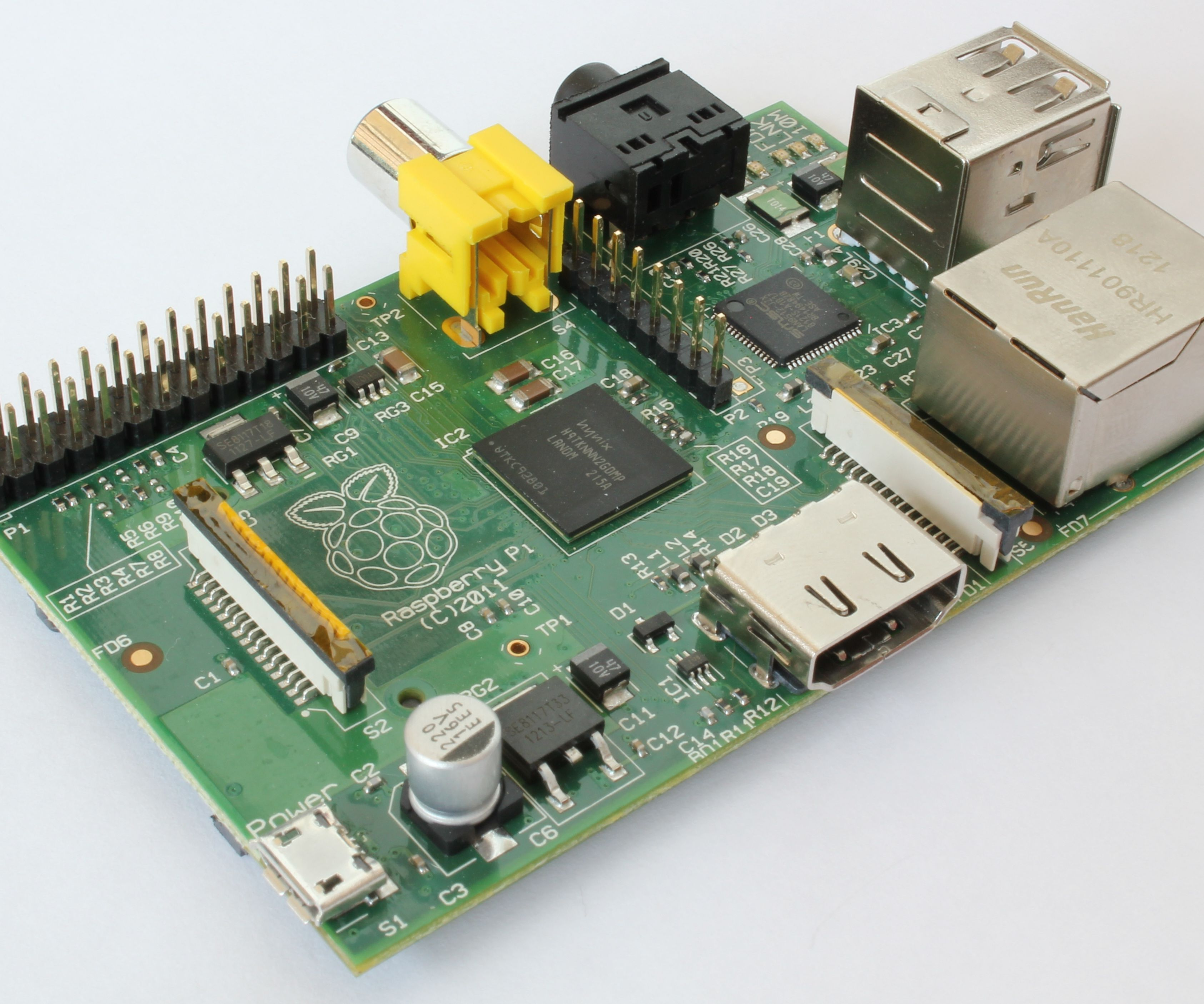 Raspberry Pi Media Server - MiniDLNA