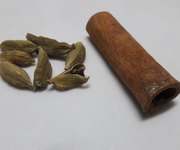 Herbal Remedy for Mild Dry Throat