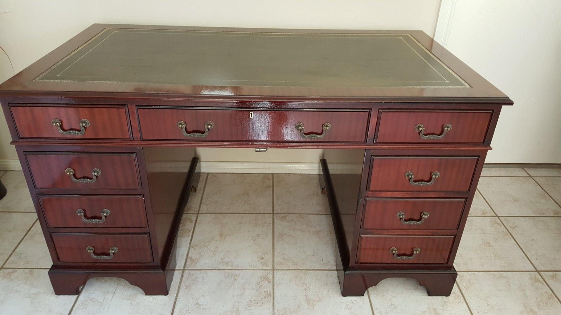 Restored Desk