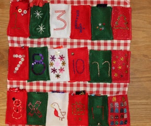 DIY Advent Calender