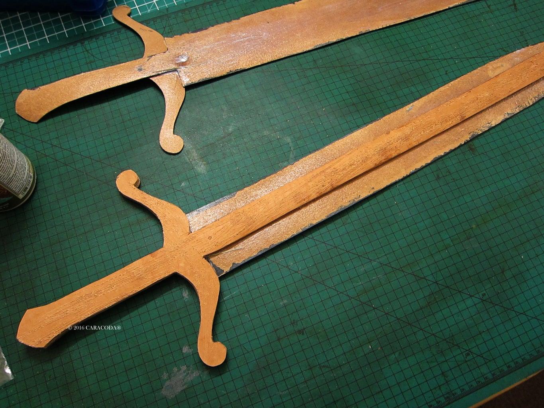 Assembling the Sword