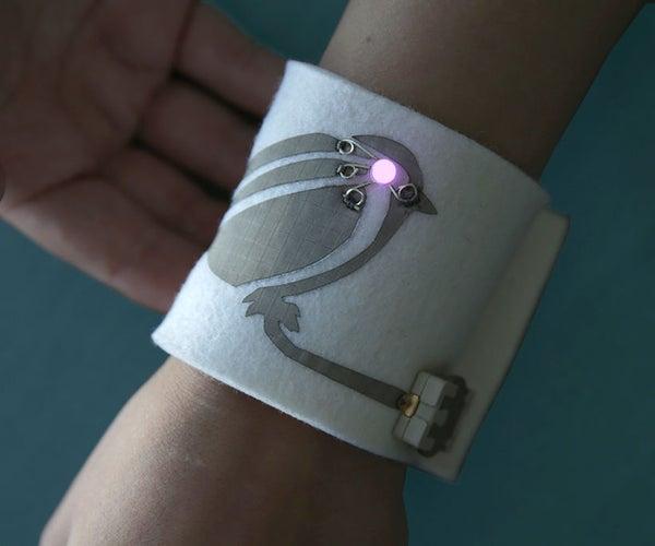 Color Mixing LED Bracelet