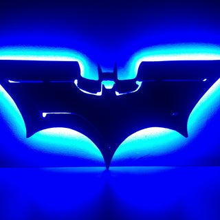 Yet Another Batman Lamp