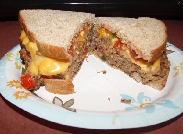 Super Meatloaf Sandwich
