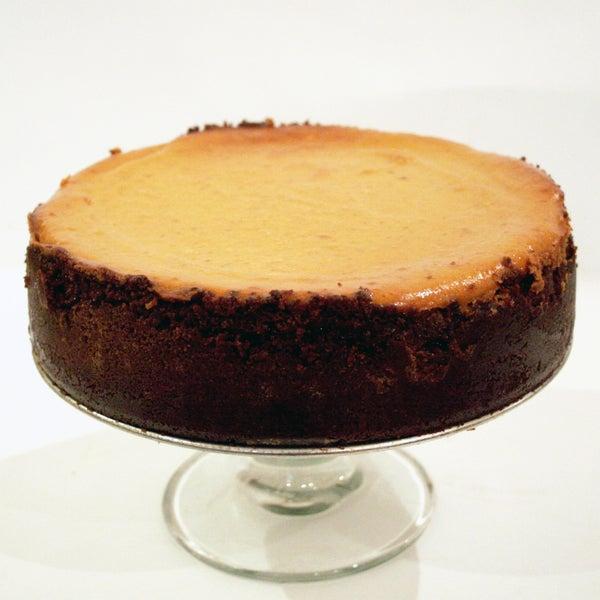 Spiced Pumpkin Cheesecake Recipe