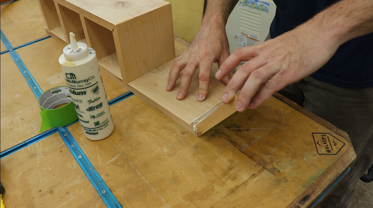 Glue Up Stage 2