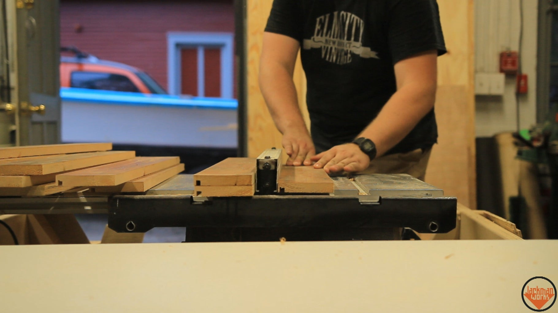 Building the Large Drawers