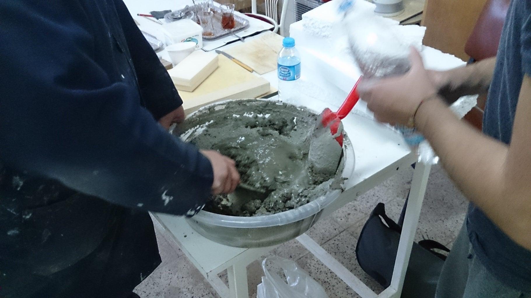 Preparing the Mixture