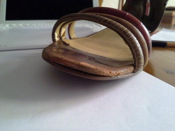 Fixing Sandals