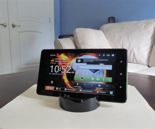 Stylish Tablet Stand (cheap)