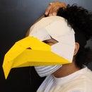Sense Direction Like a Bird: Sensory Extension Mask