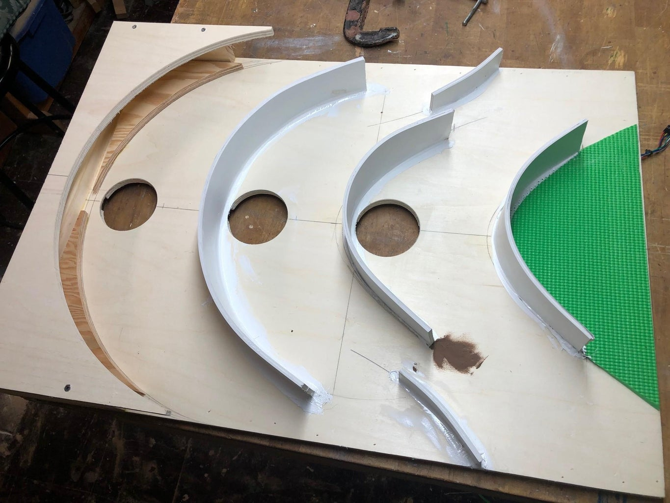 Target Board Assembly