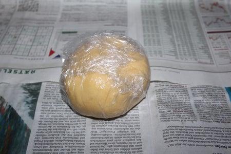 Short Crust Pastry Dough