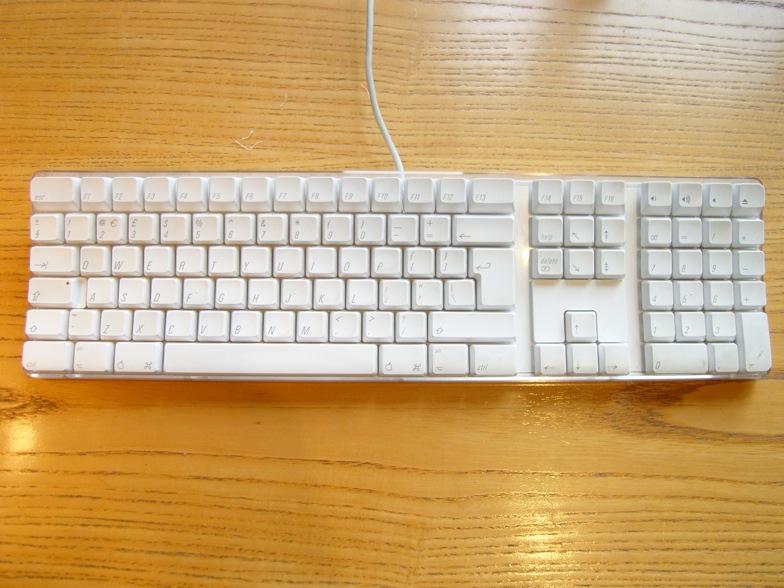 Mac Keyboard Clean