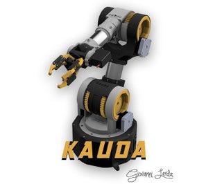 KAUDA Robotic Arm