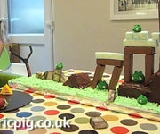 How to Get 5million YouTube Views: Angry Birds Cake Creator Speaks!