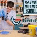 先进的硅胶模具制造环氧树脂铸造技术