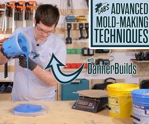环氧浇注用先进硅树脂模具制造技术