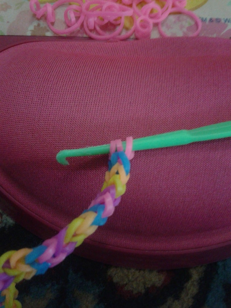 Finishing the Bracelate