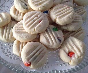 Milky (M & Ms) Cookies
