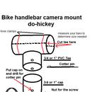 Bike Handlebar Camera Mount