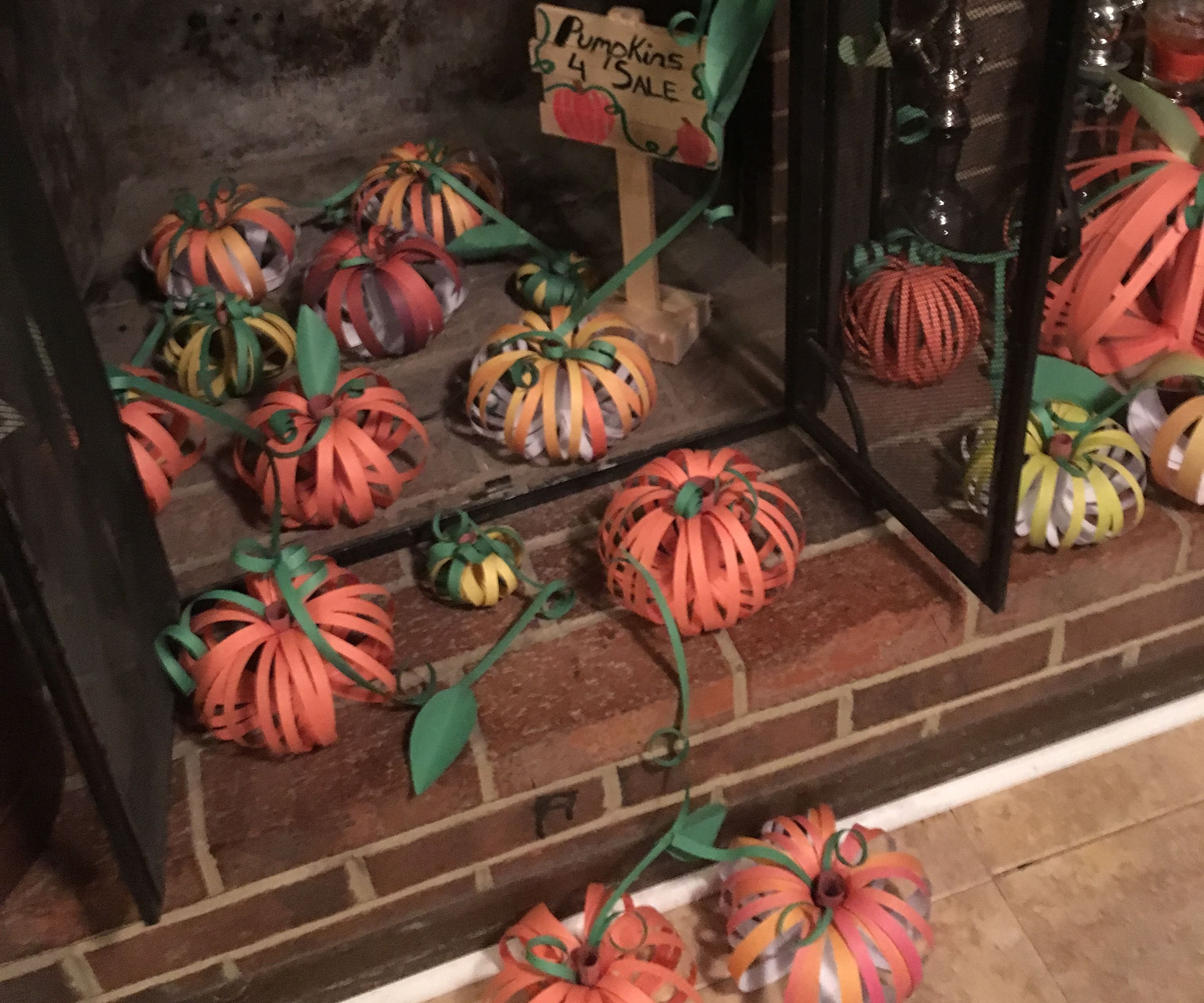 Fall Party: Pick Your Own Pumpkin Patch