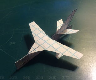 How to Make the SkyScout Paper Airplane