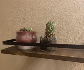 Glass Jar Pot