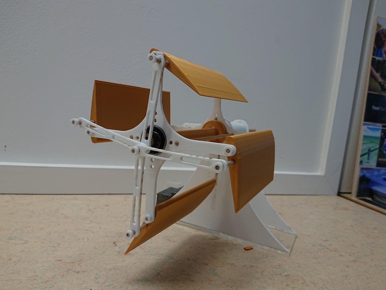 Cyclogyro Project Summary