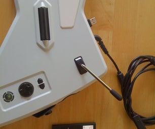 Guitar Hero Guitar With Built-in Speaker
