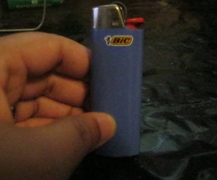 My Take on Empty Bic Emergency Fire Tool