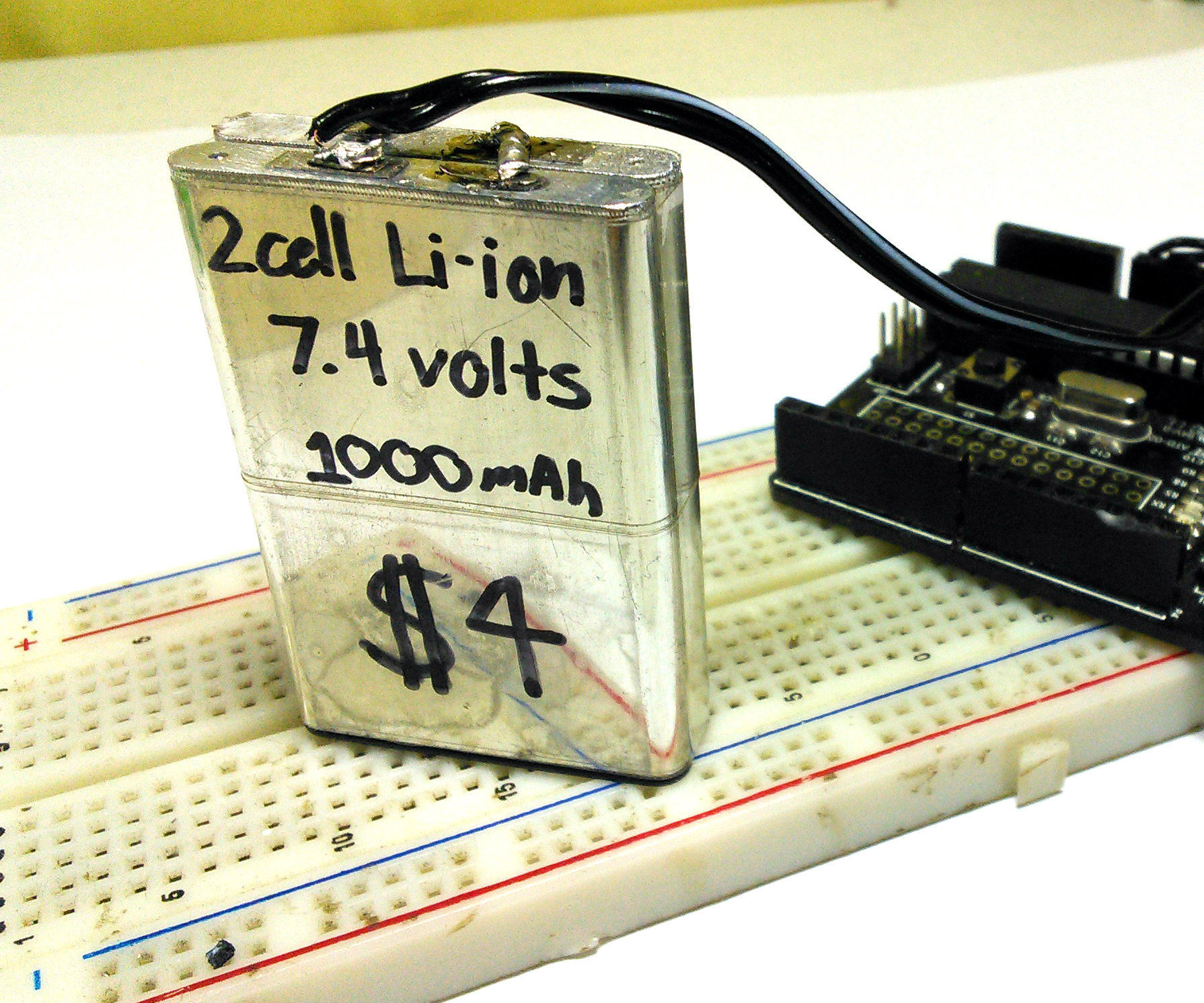 Make A Cheap Lithium Battery Pack
