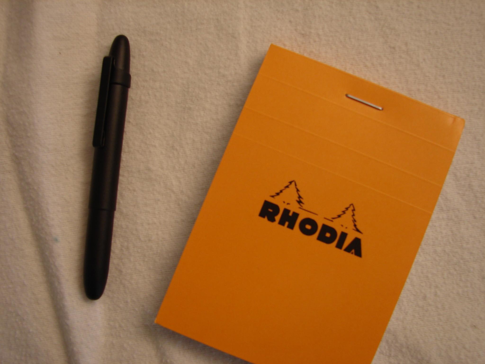 Rhodia Case